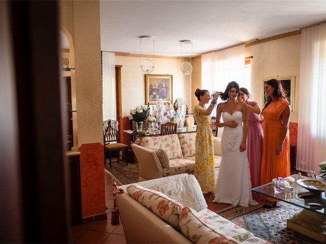 Il matrimonio di Juan Andre e Carlotta a Racconigi, Cuneo 33