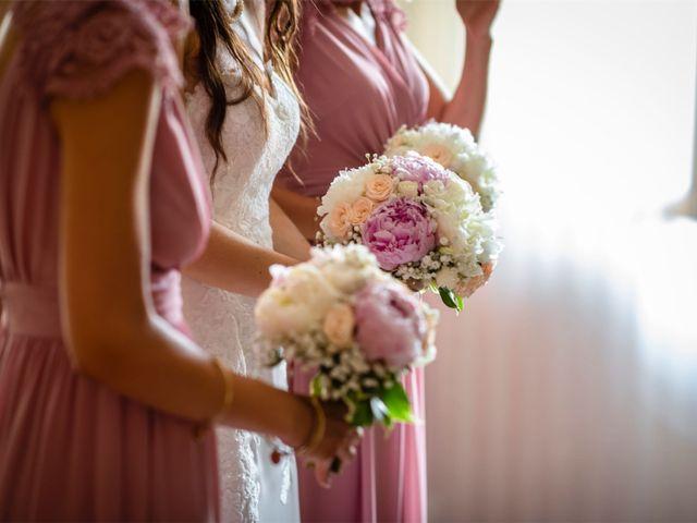 Il matrimonio di Juan Andre e Carlotta a Racconigi, Cuneo 42