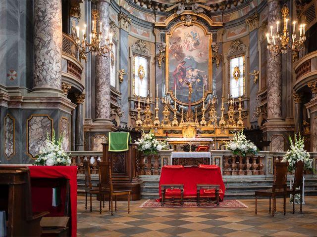 Il matrimonio di Juan Andre e Carlotta a Racconigi, Cuneo 46