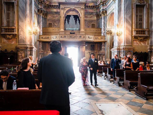 Il matrimonio di Juan Andre e Carlotta a Racconigi, Cuneo 47