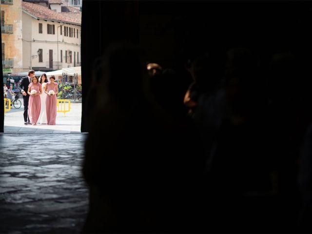 Il matrimonio di Juan Andre e Carlotta a Racconigi, Cuneo 48