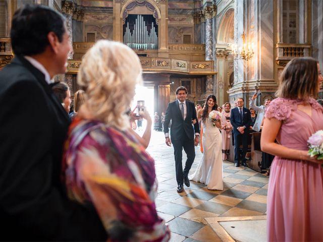 Il matrimonio di Juan Andre e Carlotta a Racconigi, Cuneo 49