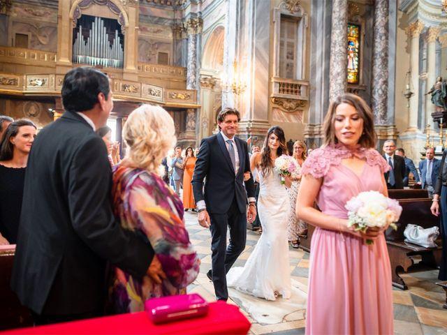 Il matrimonio di Juan Andre e Carlotta a Racconigi, Cuneo 50