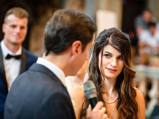 Il matrimonio di Juan Andre e Carlotta a Racconigi, Cuneo 53