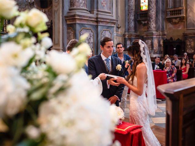 Il matrimonio di Juan Andre e Carlotta a Racconigi, Cuneo 54