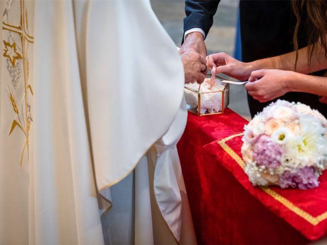 Il matrimonio di Juan Andre e Carlotta a Racconigi, Cuneo 55