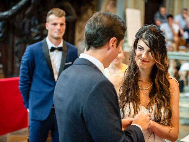 Il matrimonio di Juan Andre e Carlotta a Racconigi, Cuneo 57