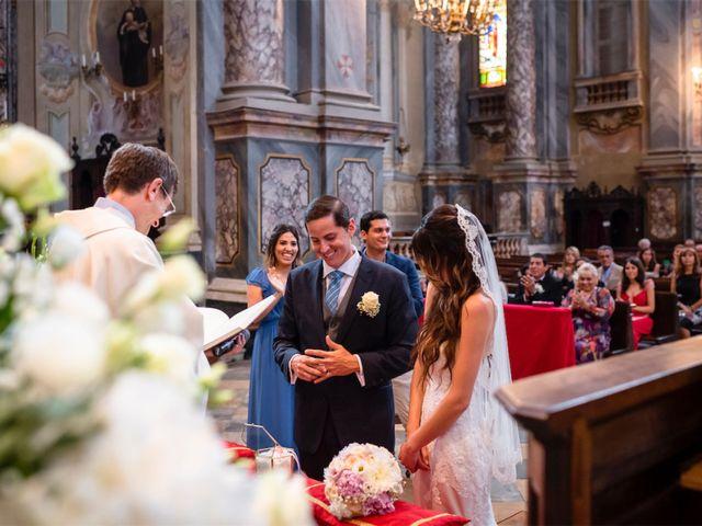 Il matrimonio di Juan Andre e Carlotta a Racconigi, Cuneo 59