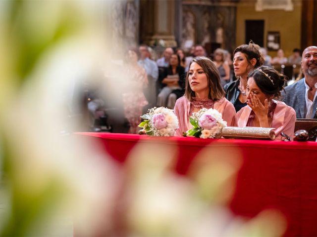 Il matrimonio di Juan Andre e Carlotta a Racconigi, Cuneo 61
