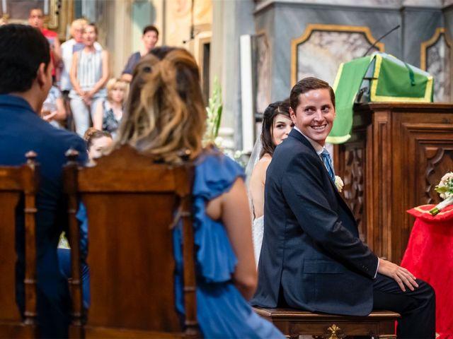 Il matrimonio di Juan Andre e Carlotta a Racconigi, Cuneo 62