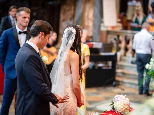 Il matrimonio di Juan Andre e Carlotta a Racconigi, Cuneo 63