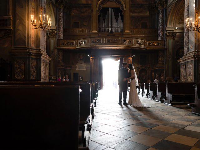 Il matrimonio di Juan Andre e Carlotta a Racconigi, Cuneo 67