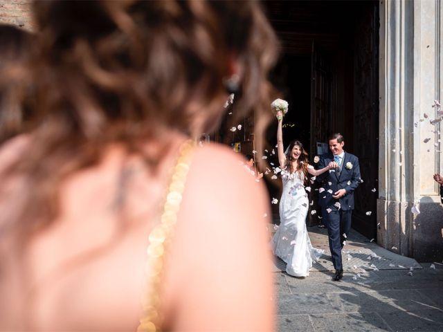 Il matrimonio di Juan Andre e Carlotta a Racconigi, Cuneo 68