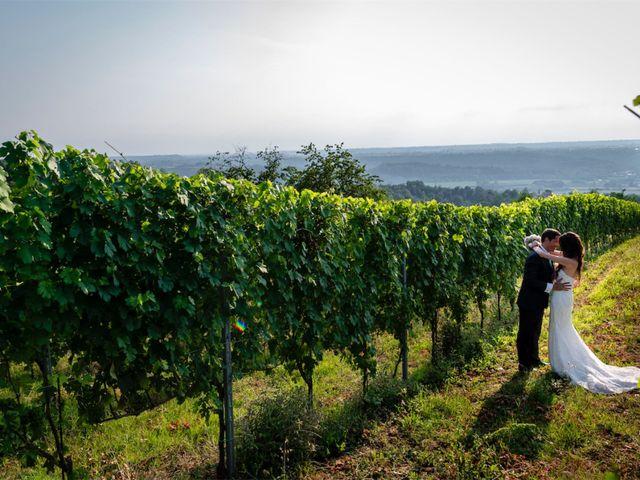 Il matrimonio di Juan Andre e Carlotta a Racconigi, Cuneo 73