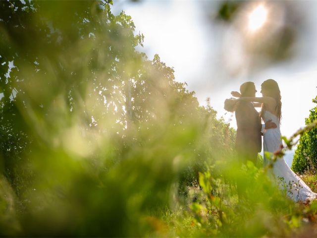 Il matrimonio di Juan Andre e Carlotta a Racconigi, Cuneo 75