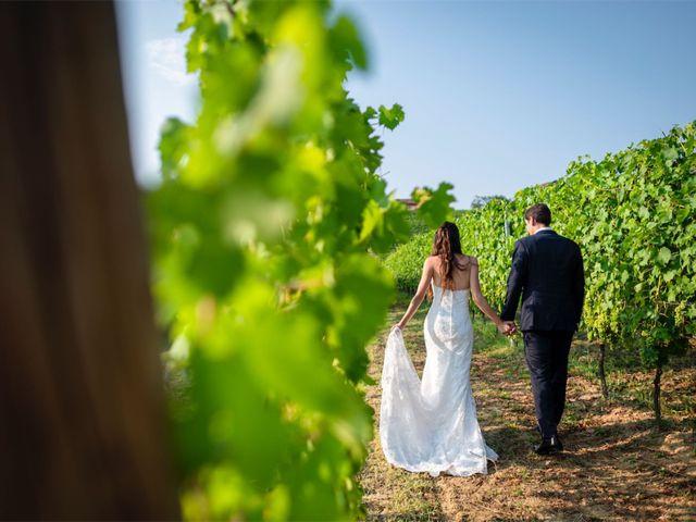 Il matrimonio di Juan Andre e Carlotta a Racconigi, Cuneo 79