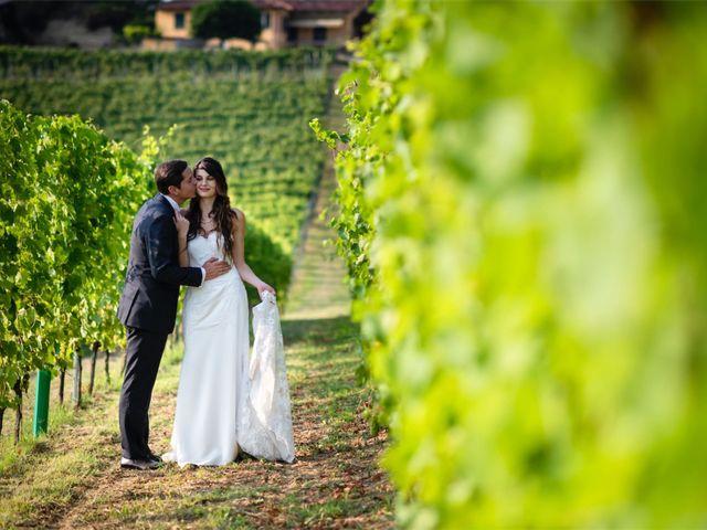 Il matrimonio di Juan Andre e Carlotta a Racconigi, Cuneo 82
