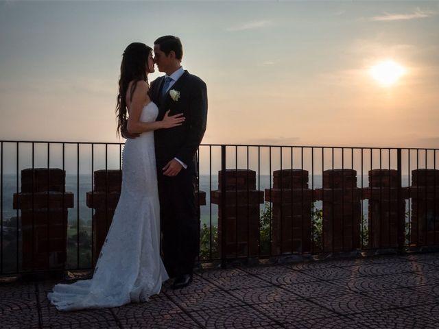 Il matrimonio di Juan Andre e Carlotta a Racconigi, Cuneo 99