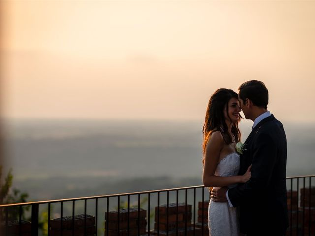 Le nozze di Carlotta e Juan Andre