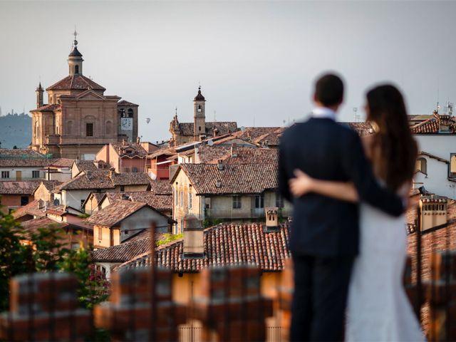 Il matrimonio di Juan Andre e Carlotta a Racconigi, Cuneo 1