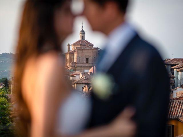Il matrimonio di Juan Andre e Carlotta a Racconigi, Cuneo 2