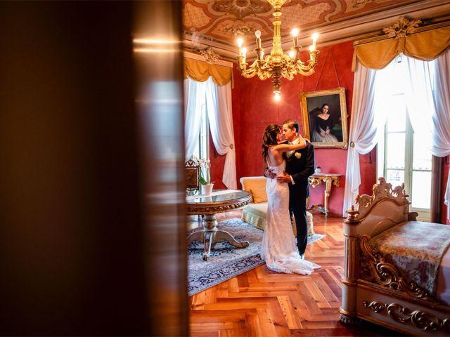 Il matrimonio di Juan Andre e Carlotta a Racconigi, Cuneo 101