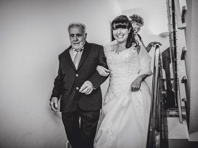 Il matrimonio di Giusvan e Francesca a Forlì, Forlì-Cesena 20
