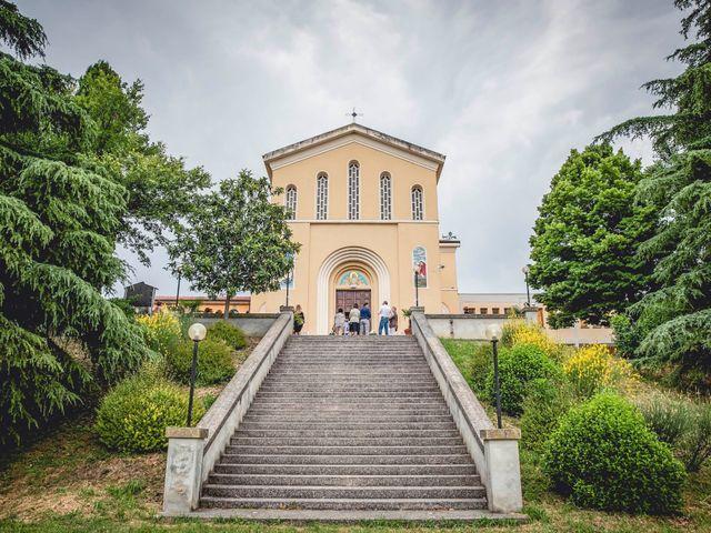 Il matrimonio di Giusvan e Francesca a Forlì, Forlì-Cesena 21