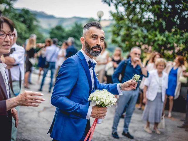 Il matrimonio di Giusvan e Francesca a Forlì, Forlì-Cesena 23