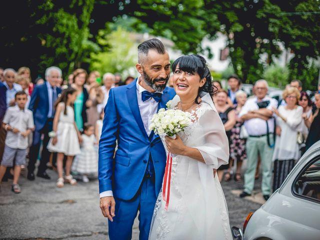 Il matrimonio di Giusvan e Francesca a Forlì, Forlì-Cesena 27