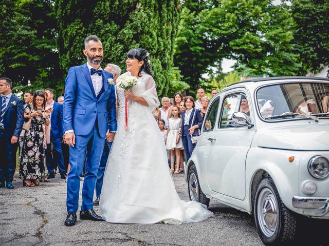 Il matrimonio di Giusvan e Francesca a Forlì, Forlì-Cesena 28