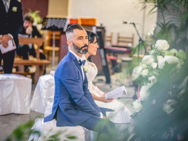 Il matrimonio di Giusvan e Francesca a Forlì, Forlì-Cesena 31