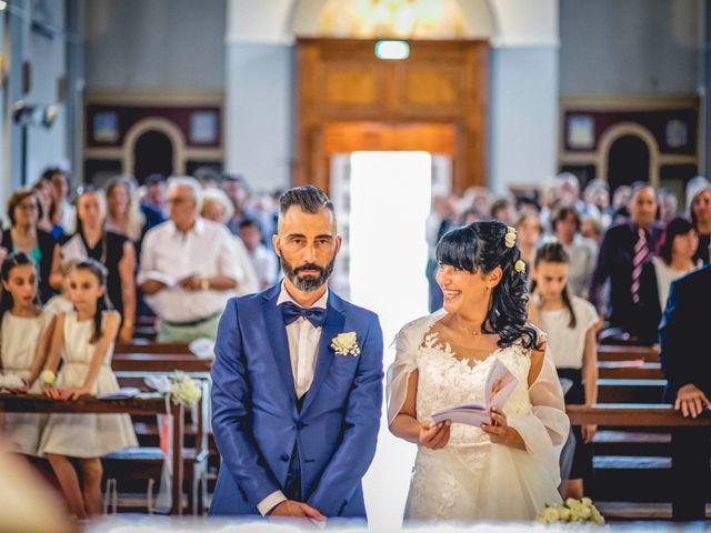 Il matrimonio di Giusvan e Francesca a Forlì, Forlì-Cesena 32