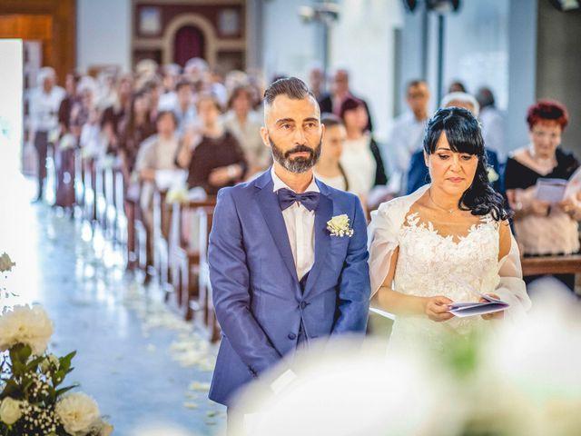 Il matrimonio di Giusvan e Francesca a Forlì, Forlì-Cesena 33