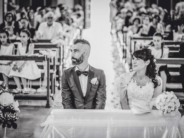 Il matrimonio di Giusvan e Francesca a Forlì, Forlì-Cesena 34