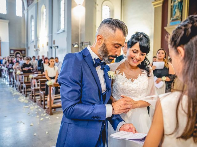 Il matrimonio di Giusvan e Francesca a Forlì, Forlì-Cesena 35