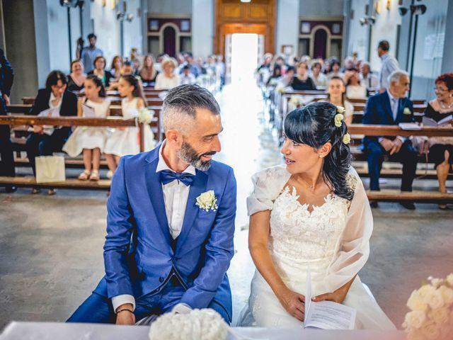 Il matrimonio di Giusvan e Francesca a Forlì, Forlì-Cesena 37