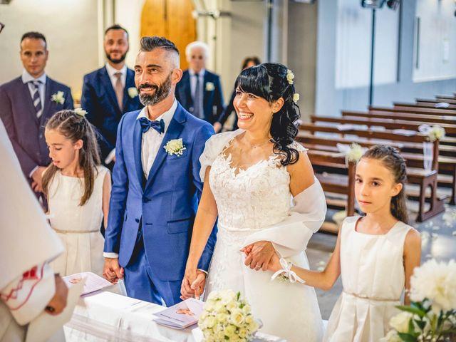 Il matrimonio di Giusvan e Francesca a Forlì, Forlì-Cesena 40
