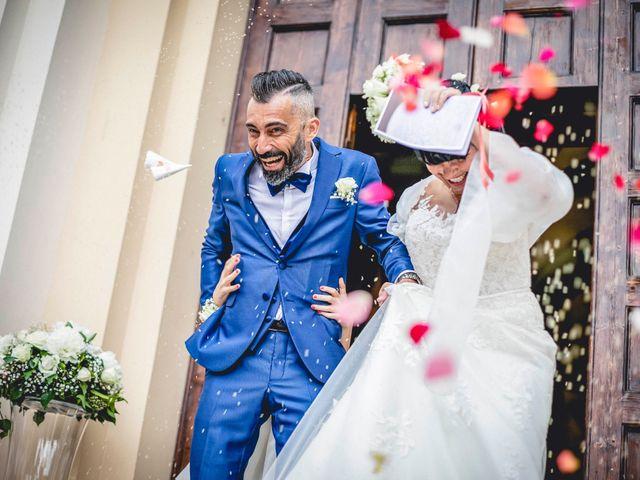 Il matrimonio di Giusvan e Francesca a Forlì, Forlì-Cesena 43