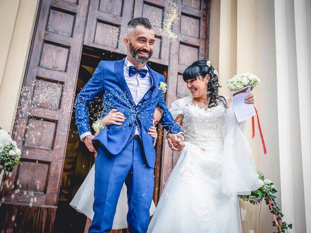 Il matrimonio di Giusvan e Francesca a Forlì, Forlì-Cesena 44