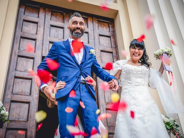 Il matrimonio di Giusvan e Francesca a Forlì, Forlì-Cesena 1