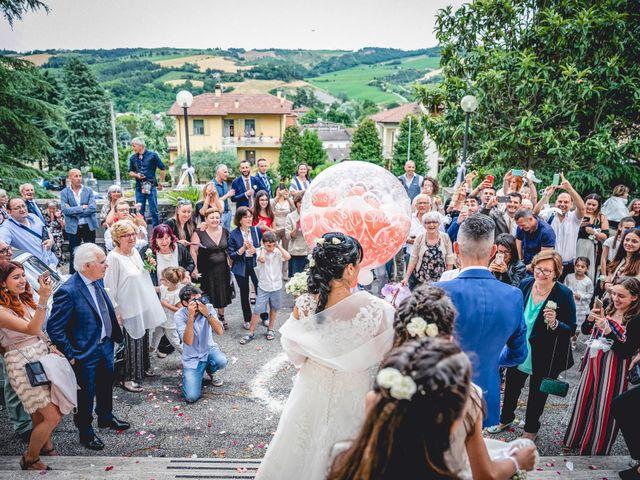 Il matrimonio di Giusvan e Francesca a Forlì, Forlì-Cesena 45