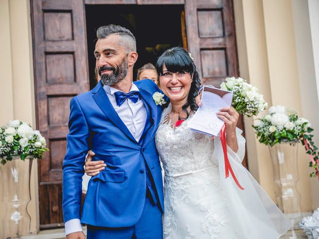 Il matrimonio di Giusvan e Francesca a Forlì, Forlì-Cesena 47