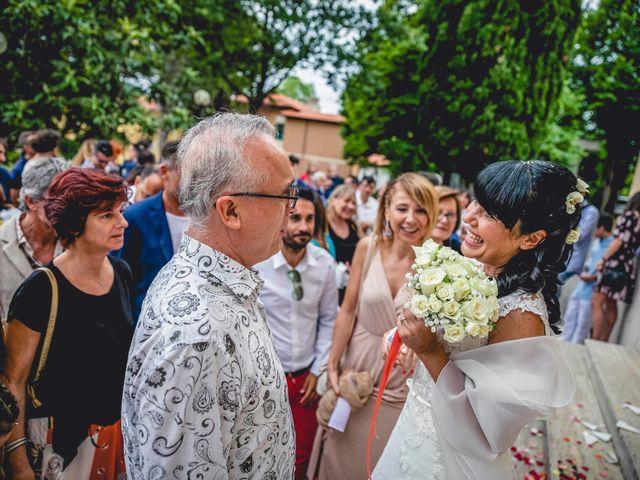 Il matrimonio di Giusvan e Francesca a Forlì, Forlì-Cesena 49