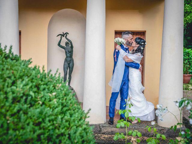 Il matrimonio di Giusvan e Francesca a Forlì, Forlì-Cesena 62
