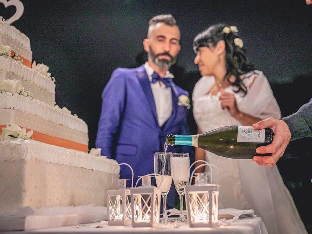 Il matrimonio di Giusvan e Francesca a Forlì, Forlì-Cesena 71