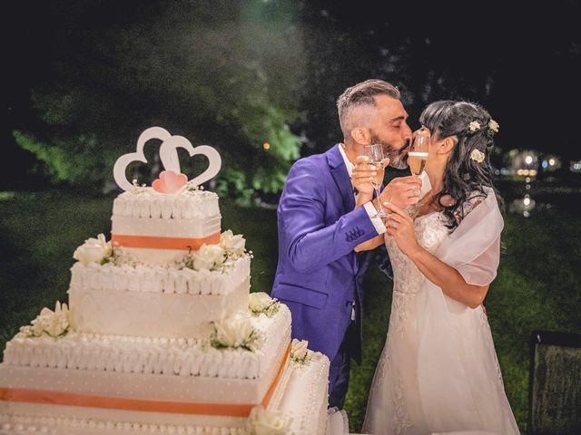 Il matrimonio di Giusvan e Francesca a Forlì, Forlì-Cesena 72