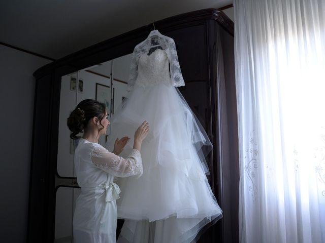 Il matrimonio di Clotilde e Andrea a Latina, Latina 6
