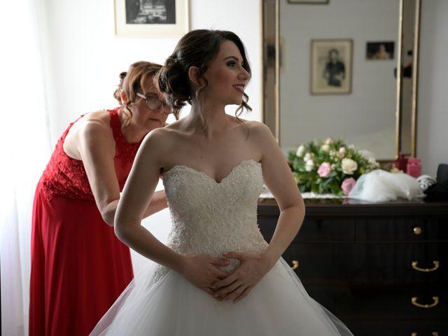 Il matrimonio di Clotilde e Andrea a Latina, Latina 9