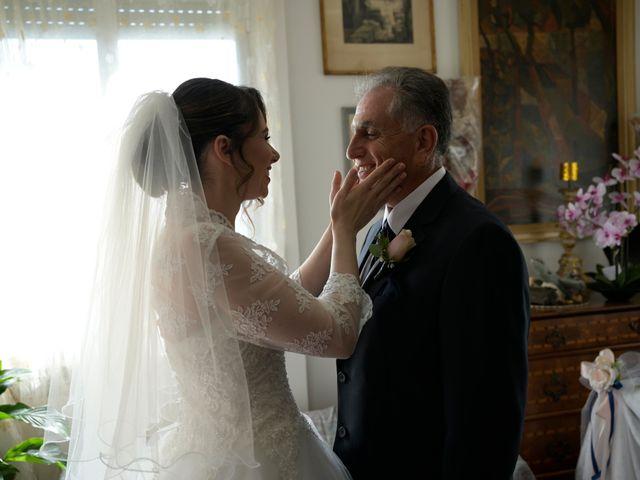 Il matrimonio di Clotilde e Andrea a Latina, Latina 11